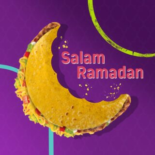 May this Ramadan bless us all with light and life.   #LiveKawKaw #LiveMas #TacoBellMalaysia